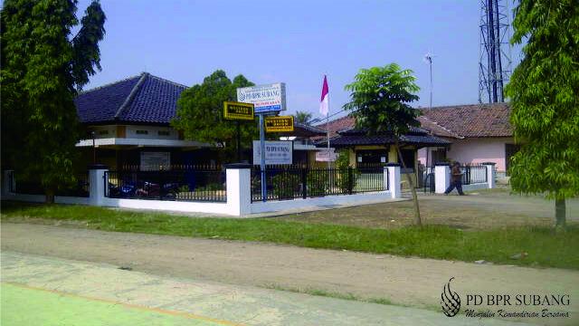 PD BPR Subang - Cabang Pabuaran
