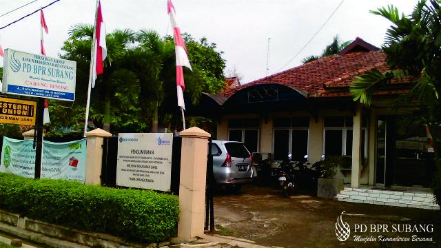 PD BPR Subang - Cabang Binong