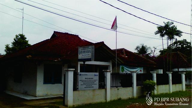 PD BPR Subang - Cabang Pagaden