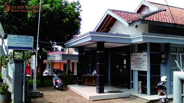 PD BPR Subang - Cabang Kalijati