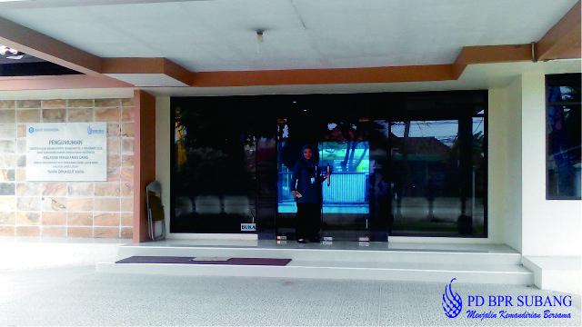 PD BPR Subang - Kantor Pusat Operasional